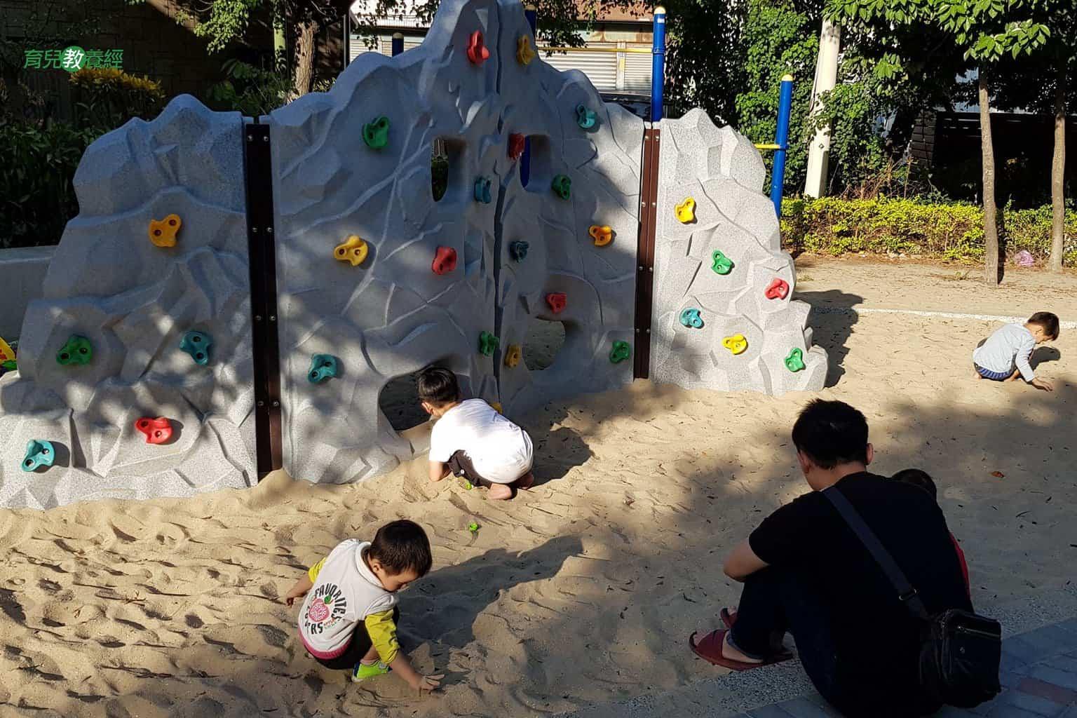 鹿港小鹿兒童公園沙坑